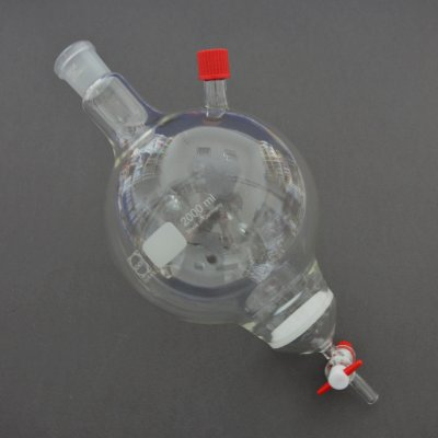 Peptide synthesis vessel